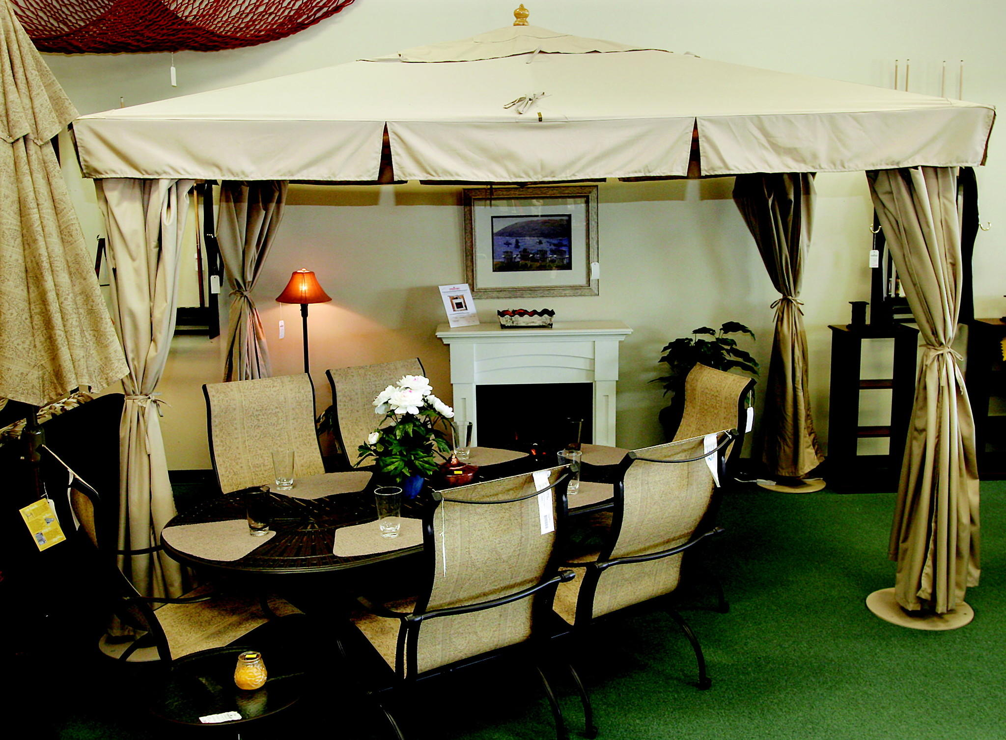 Patio Furniture At Offenbacheru0027s Off Dobbin ...