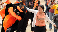Orioles pep rally in Towson [Pictures]