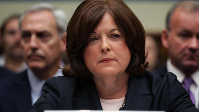 Secret Service Director Julia Pierson resigns