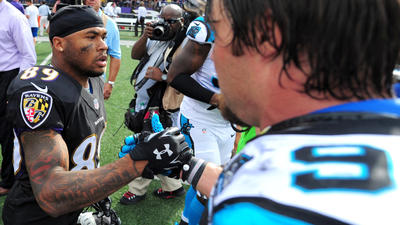 Steve Smith goes on Charlotte radio, calls out former team