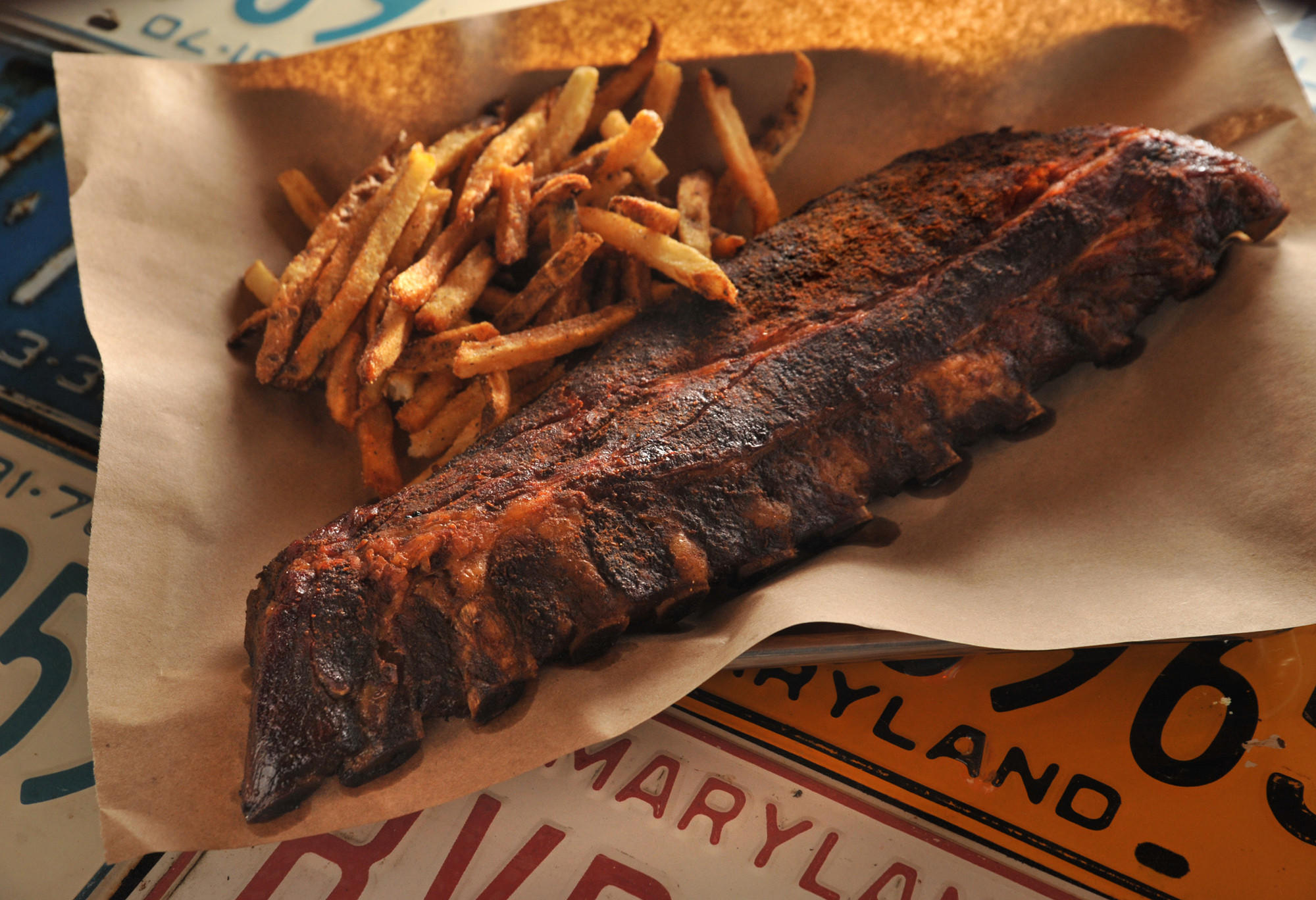 Mission BBQ will open in October in a new section of Annapolis Towne Centre.