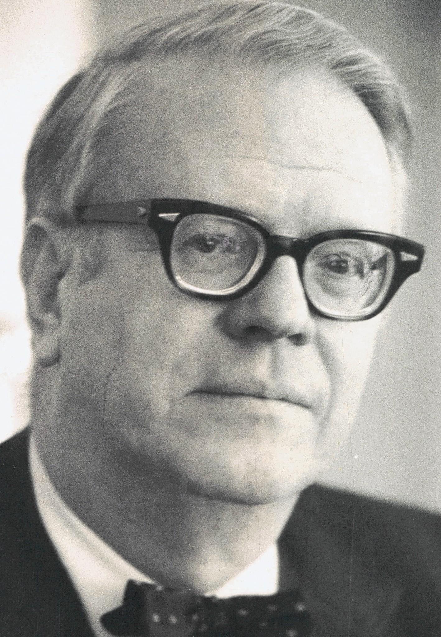 Judge Walter E. Black