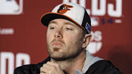 After early struggles, Chris Tillman set to lead Orioles in Game 1