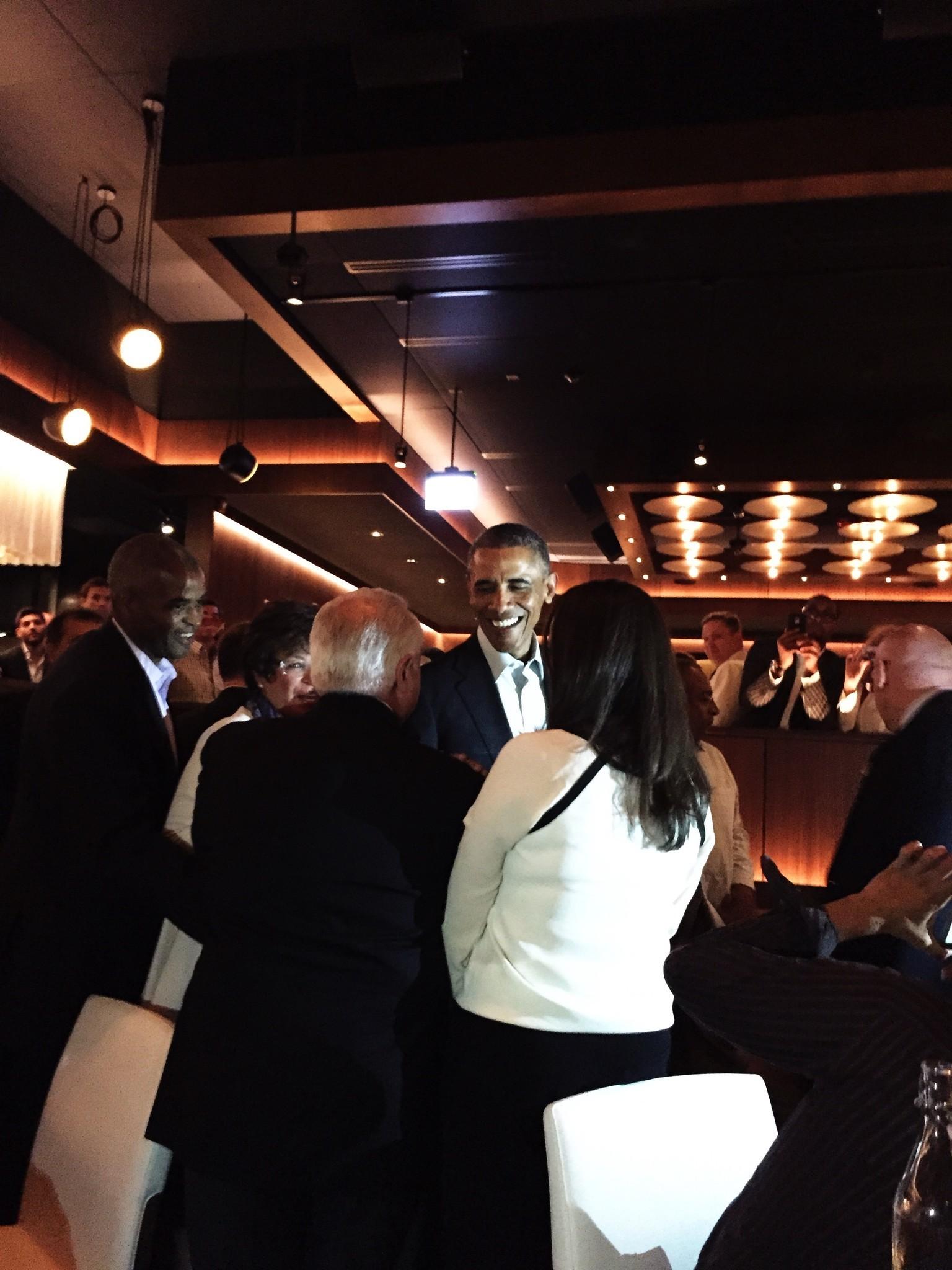 Obama Chicago area fundraiser speech - Chicago Tribune