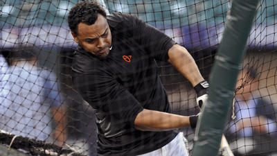 Inexperienced Orioles ready to cash in on Nelson Cruz's postseason success