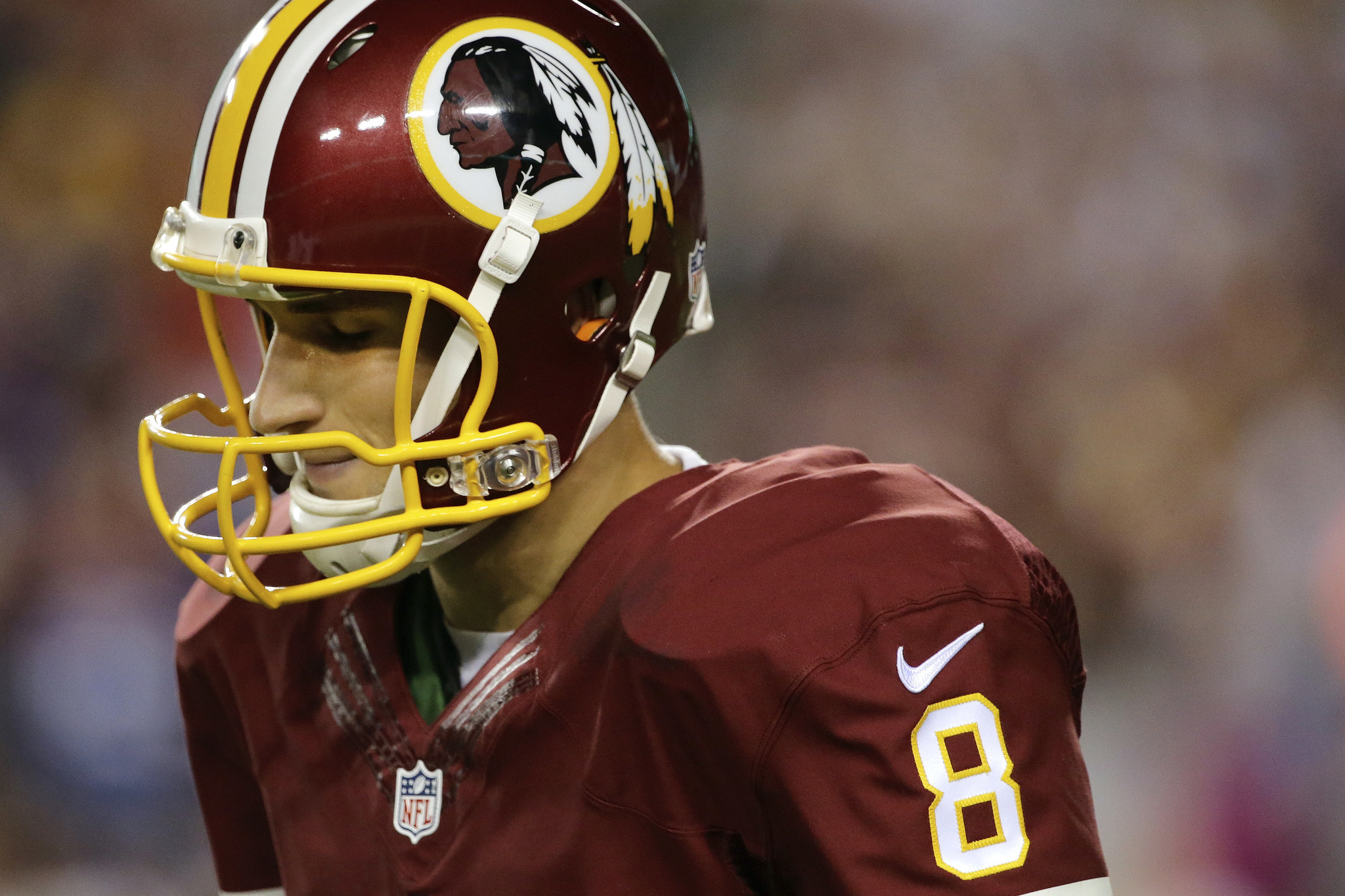 redskins football name is not a Dan snyder, the redskins' owner, has long promised to keep the name on saturday, lanny j davis, a lawyer for the team, pointed to polls that showed that fans overwhelmingly supported the team's name, and that native americans did not.