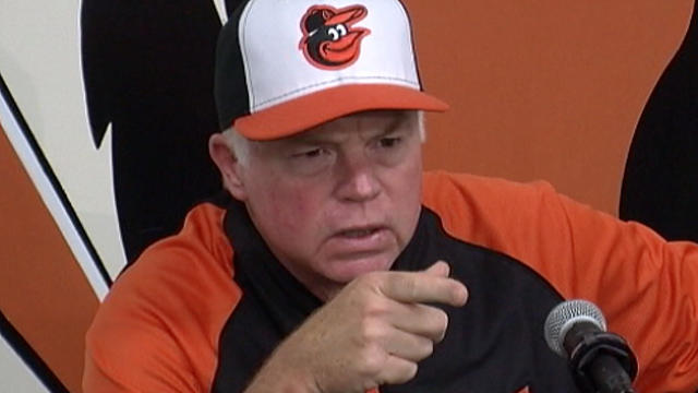 'Buckisms' with manager Buck Showalter [Video]