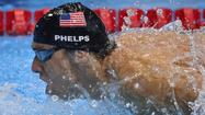 Michael Phelps' blood alcohol level was 0.14 at time of arrest