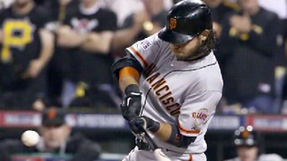 Giants beat Pirates 8-0 [Video]