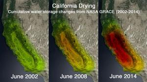Related story: Satellite images reveal shocking groundwater loss in California