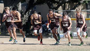 Photo Gallery: Mission League cross country meet at Crescenta Valley Park