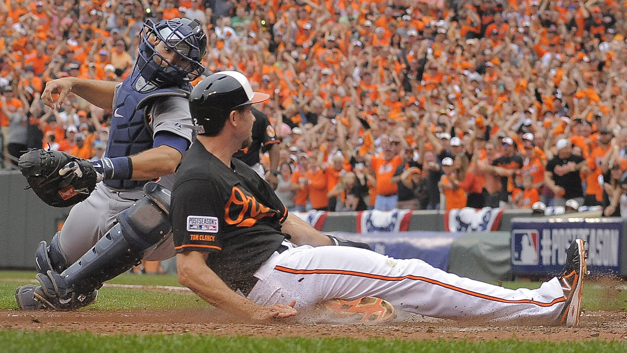 Image result for 2014 alds delmon young