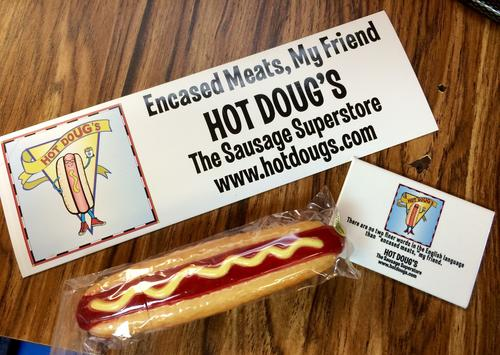 Hot Dougs