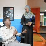Somali American fights militant Islamist recruiters in U.S. heartland