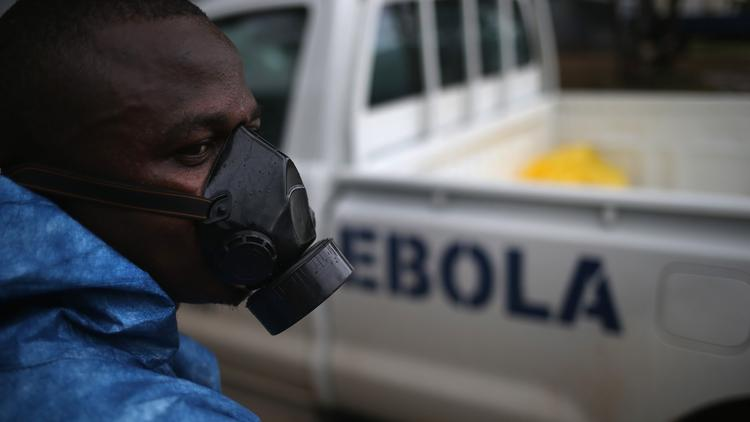 Ebola crisis