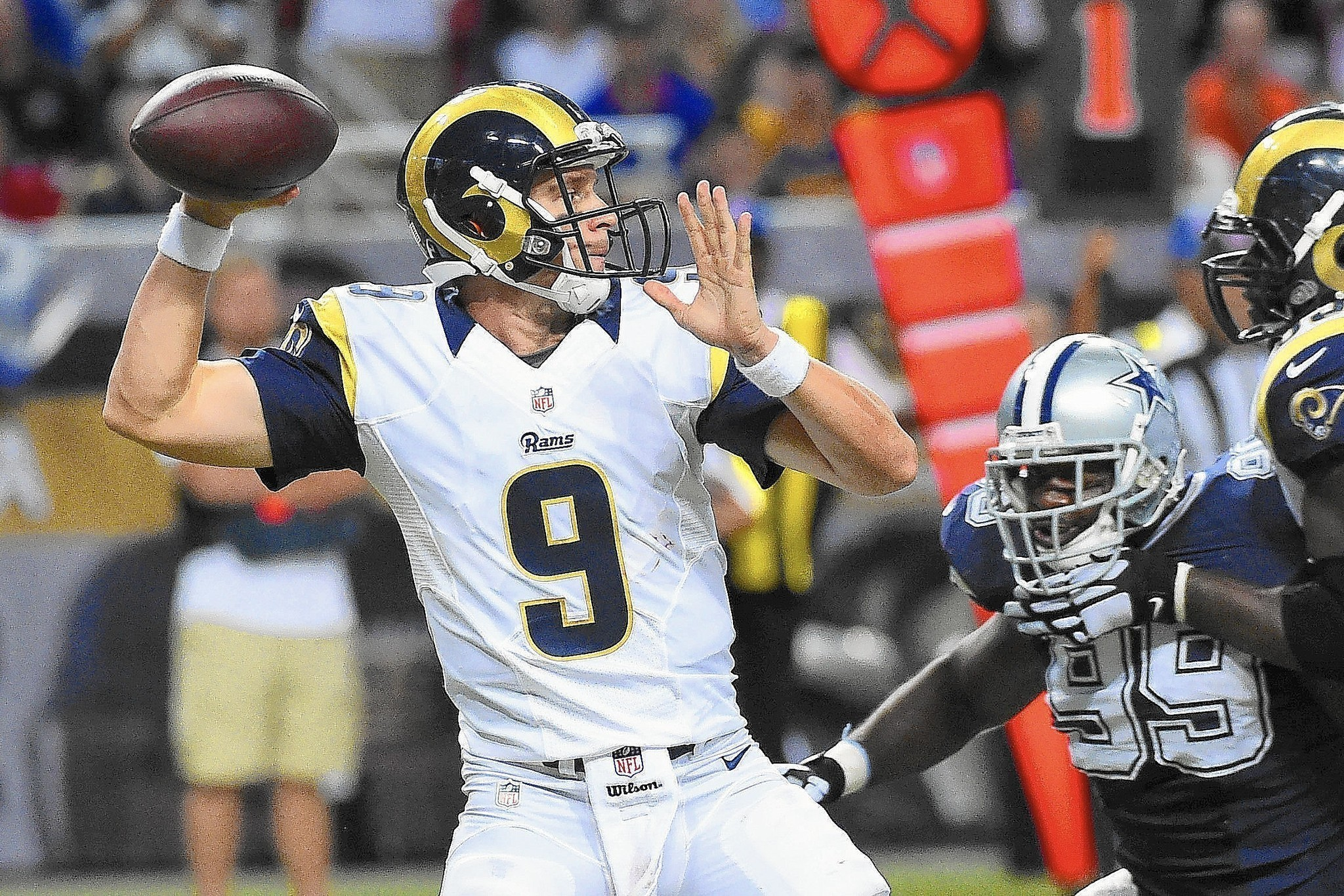 St Louis Rams Quarterback Austin Davis Is Unheralded But