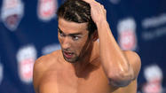 Michael Phelps to enter six-week treatment program after DUI arrest