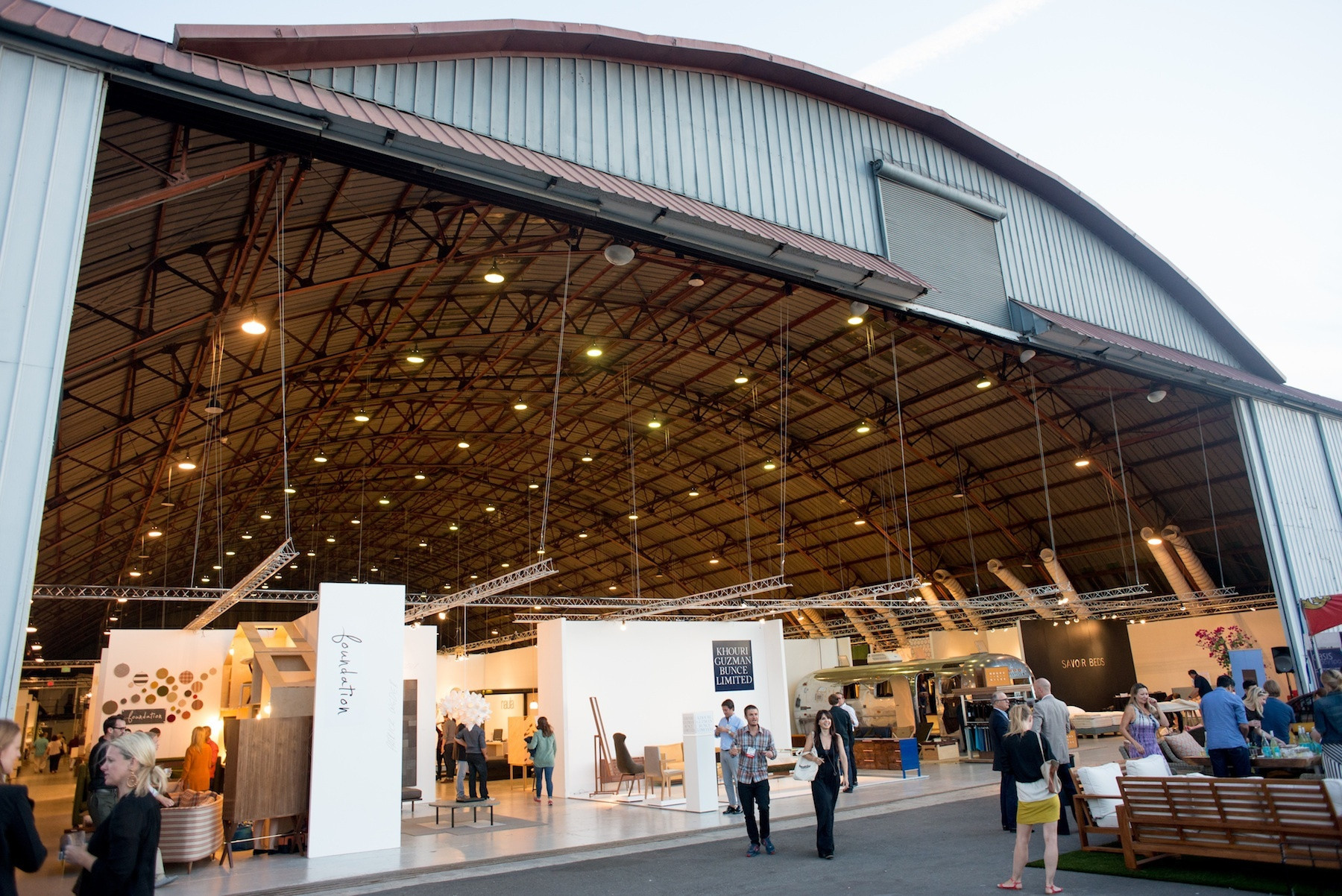 Westedge Design Fair Returns To Barker Hangar On Oct 16