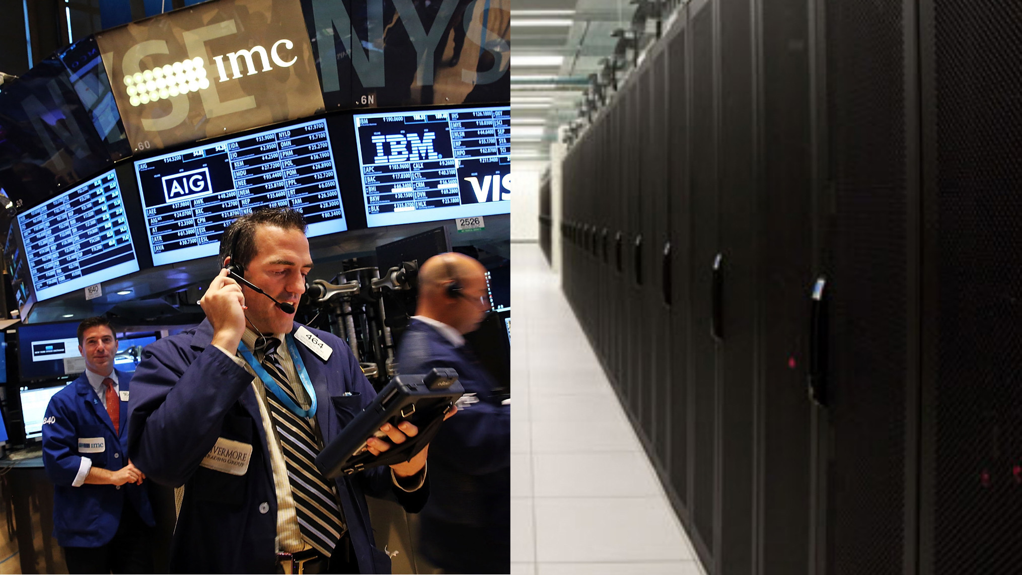 End Of An Era: The NYSE Floor Isnu0027t Even Good For PR Photos Anymore   LA  Times