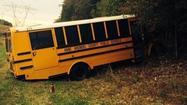 Stolen school bus [Pictures]