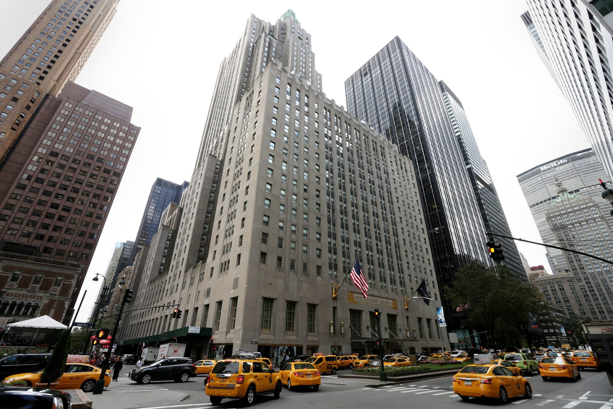 Waldorf-Astoria, sold to Chinese, longtime host to Chinese ...