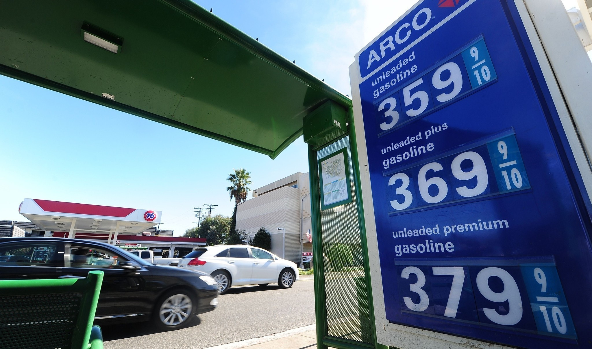 Average fuel economy of new cars rises to record 24 1 mpg epa says la times