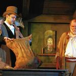 Doug MacKechnie is the Creator and Craig Spidle the Gravedigger at First Folio.
