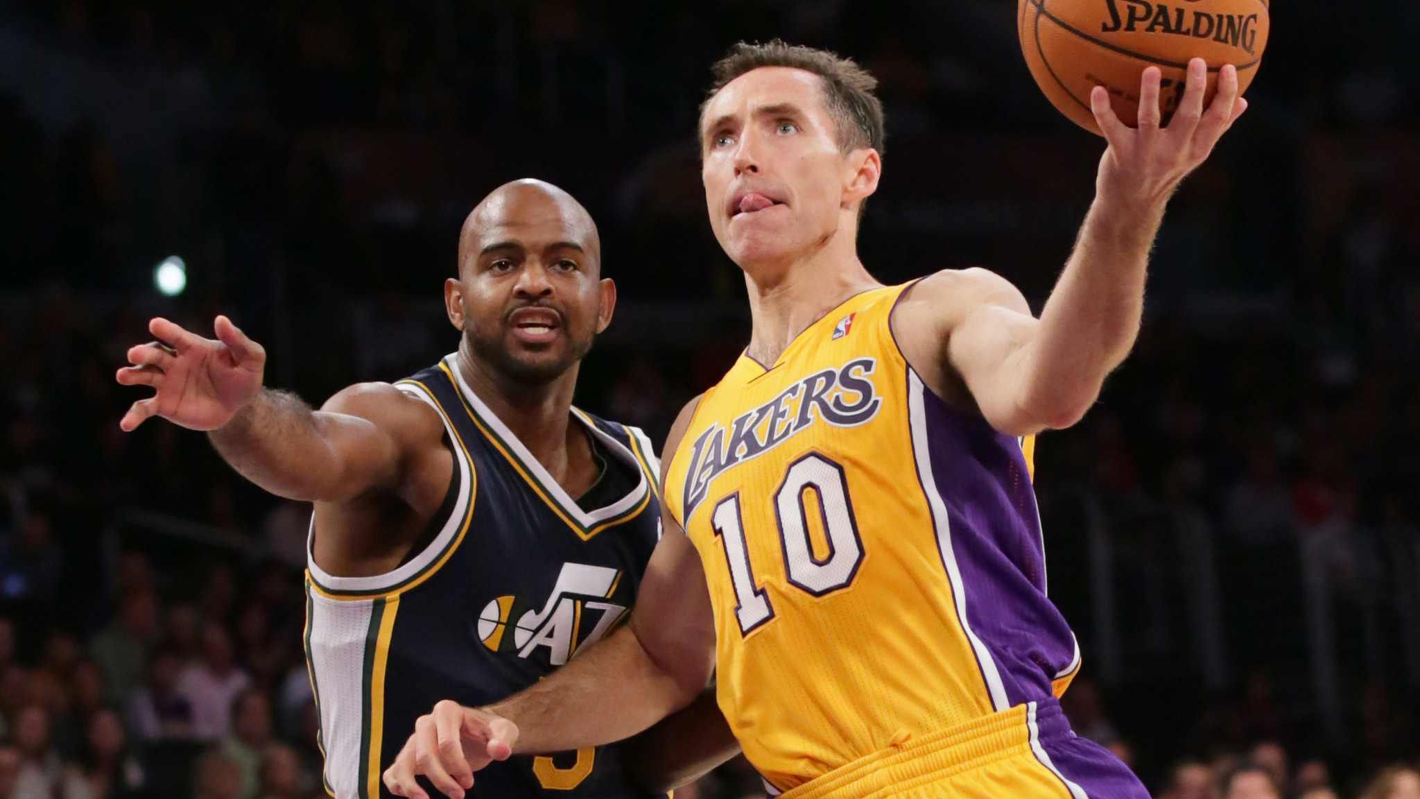 Lakers Carlos Boozer impressed by play of 40 year old Steve Nash