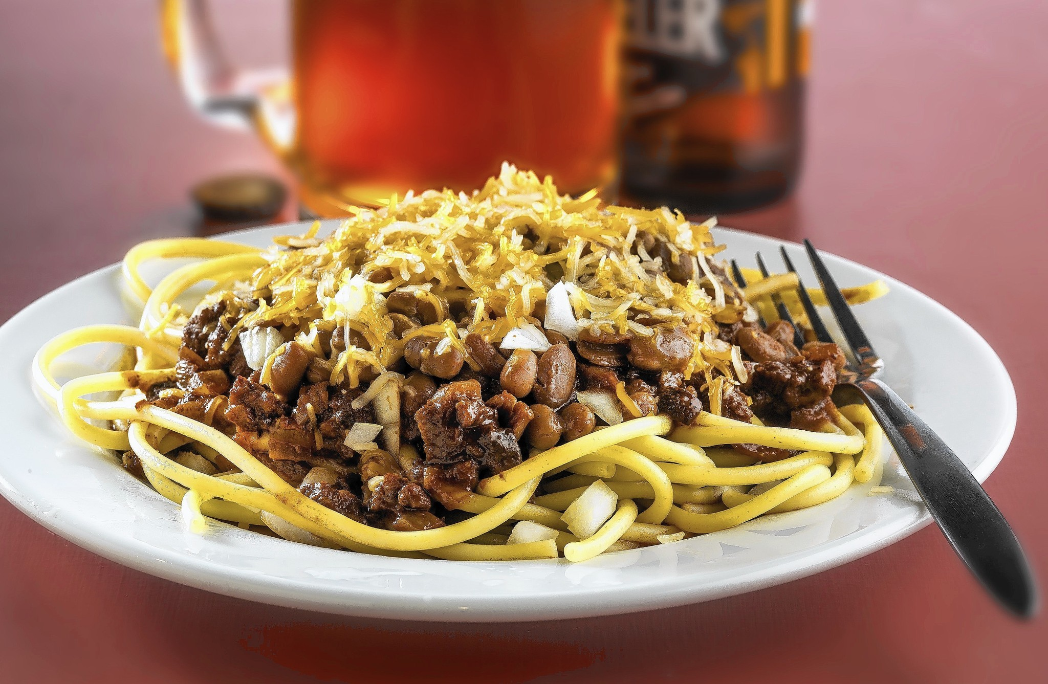 Vegan or not, Cincy chili is all about spices