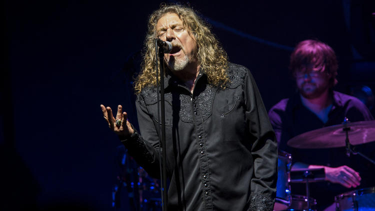 "Robert Plant will perform in L.A. in March in support of a new album, ""Carry Fire."" (Jay L. Clendenin / Los Angeles Times)"
