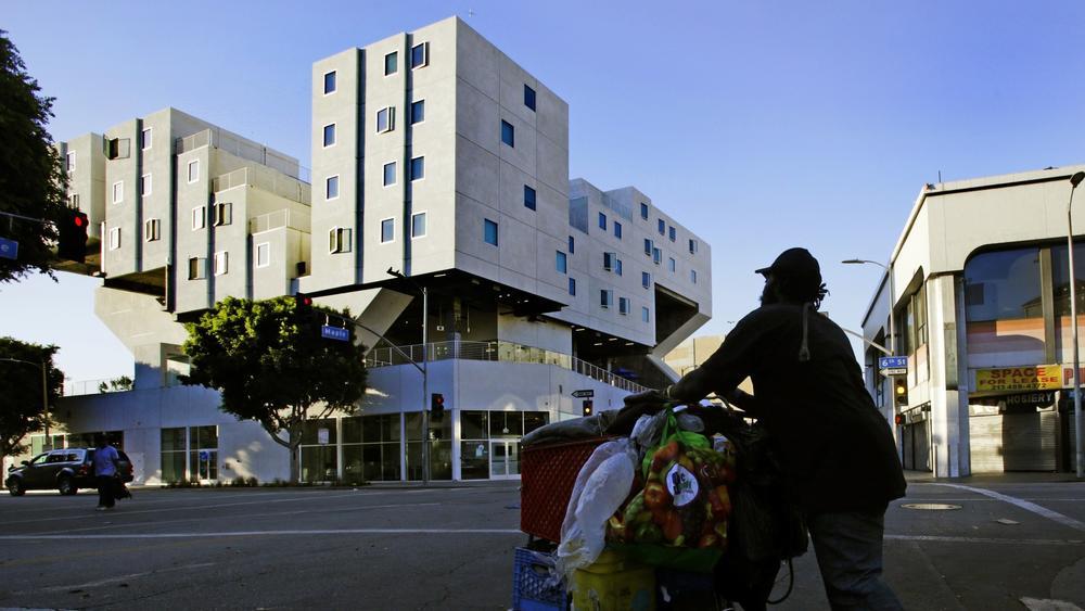 Homeless housing