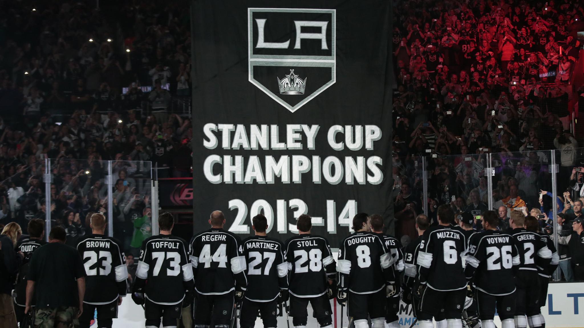 La Kings Stanley Cup 2014 Wallpaper Jonathan Quick