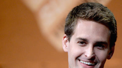 Snapchat CEO Evan Spiegel glad colleagues didn't ditch 'idiot frat boy'