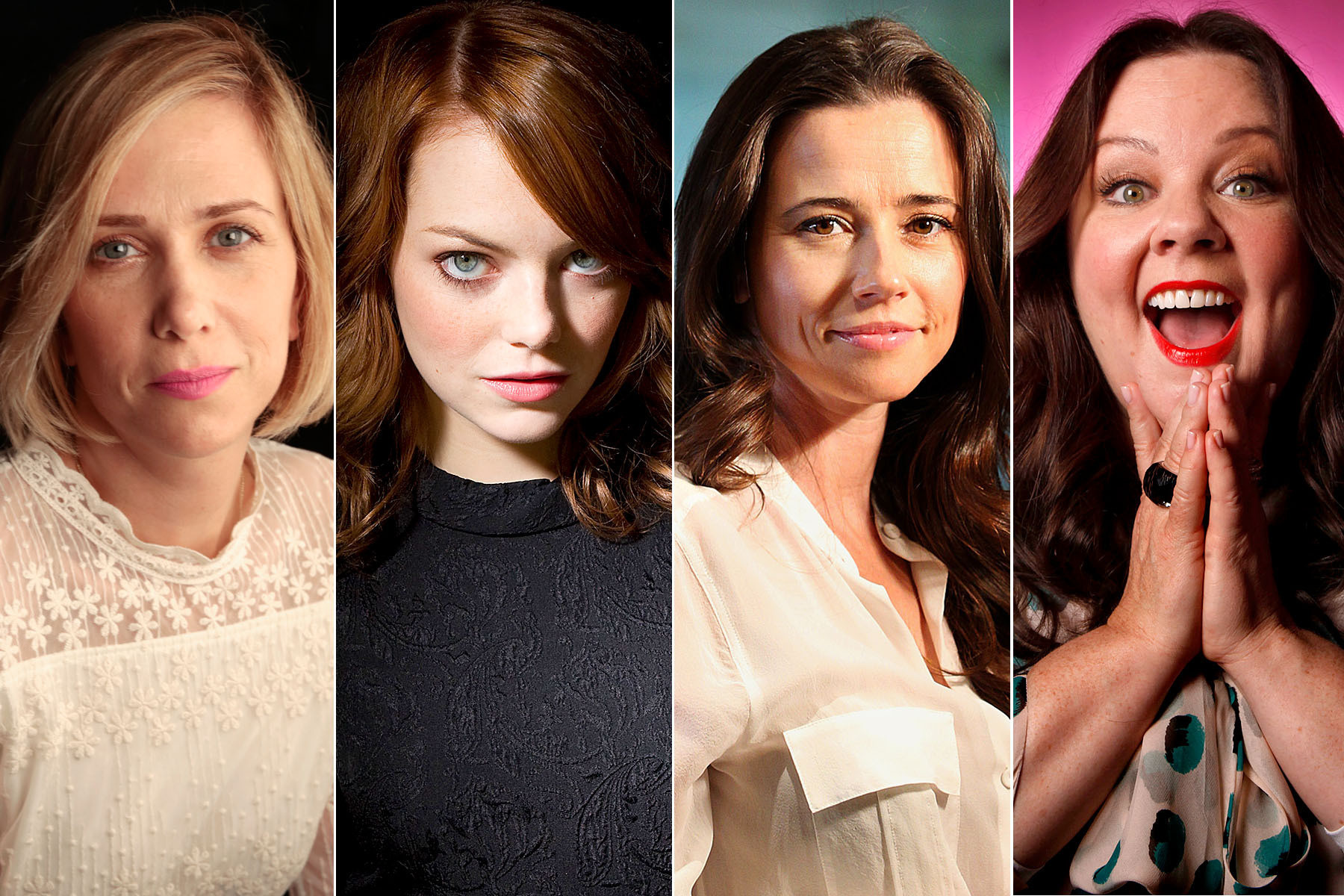 Who you gonna call? Dream-casting the new female 'Ghostbusters'