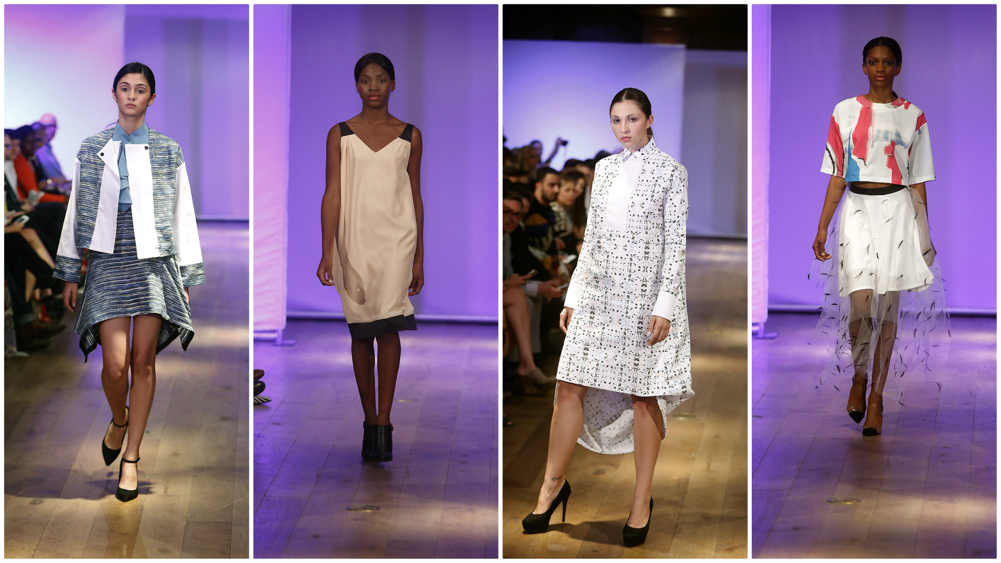 Los Angeles Fashion Week: A visual feast at William Bradley