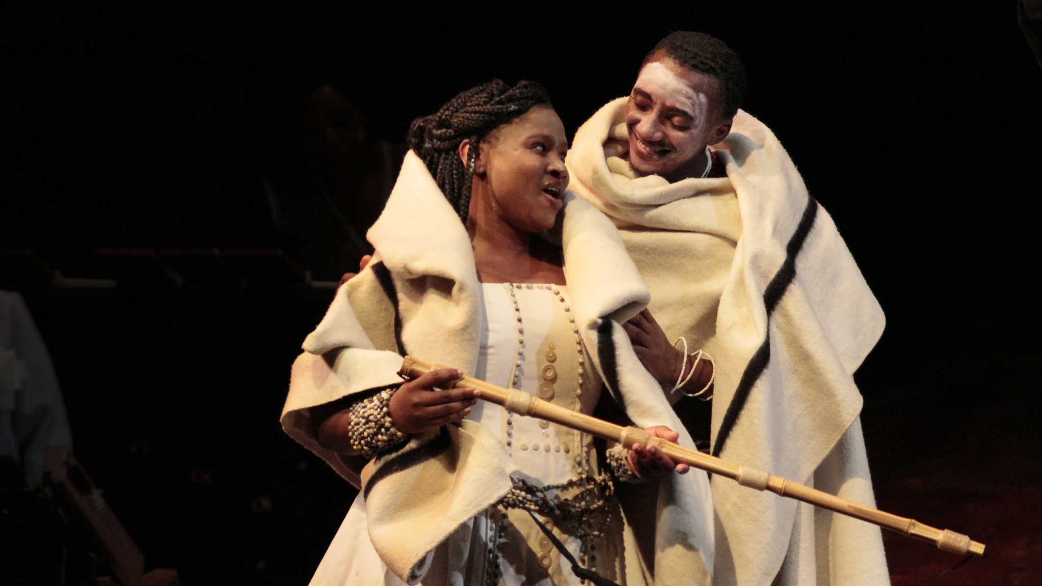 A 'Flute' from Africa renews Mozart's musical magic