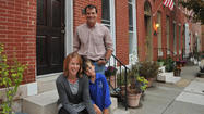 Federal Hill home is a family oasis