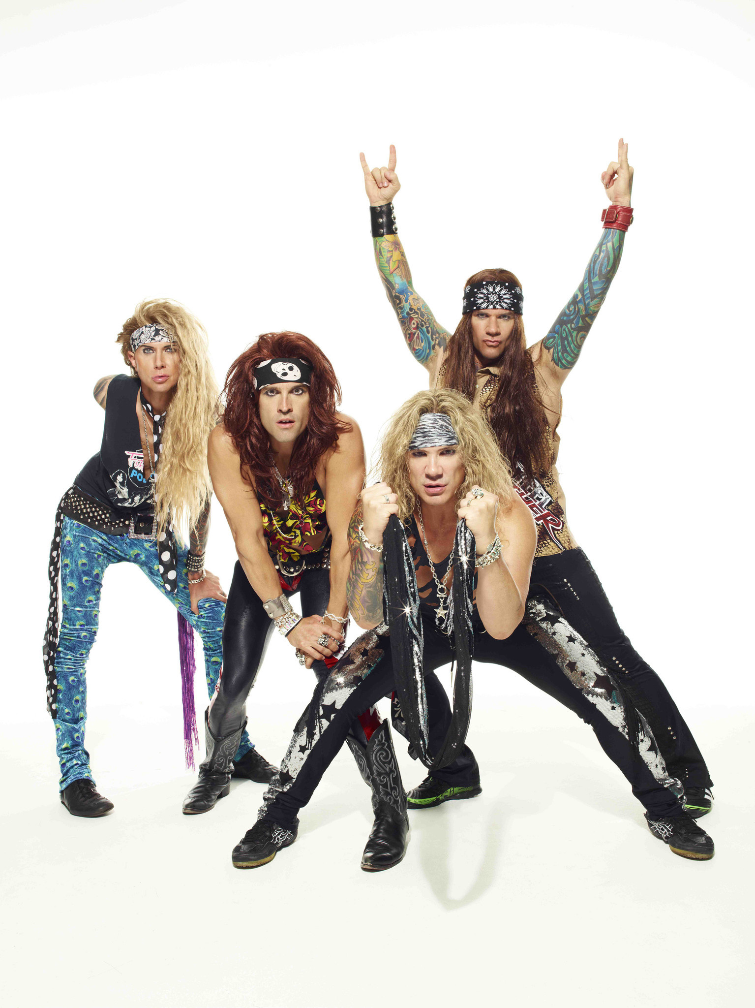 Steel Interview Interviewing Steel Panther