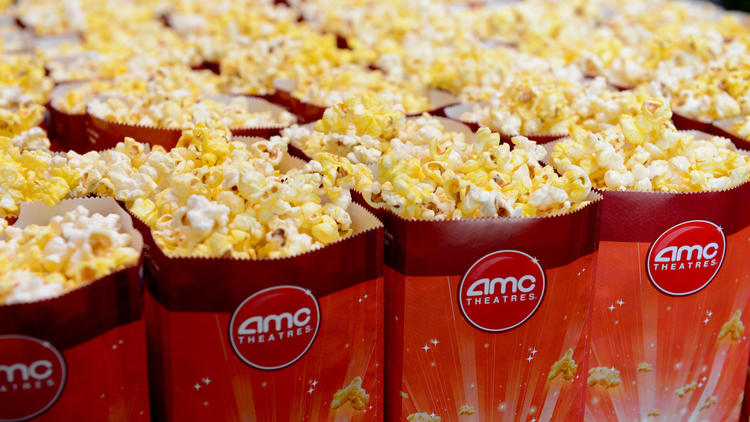 AMC popcorn deal.