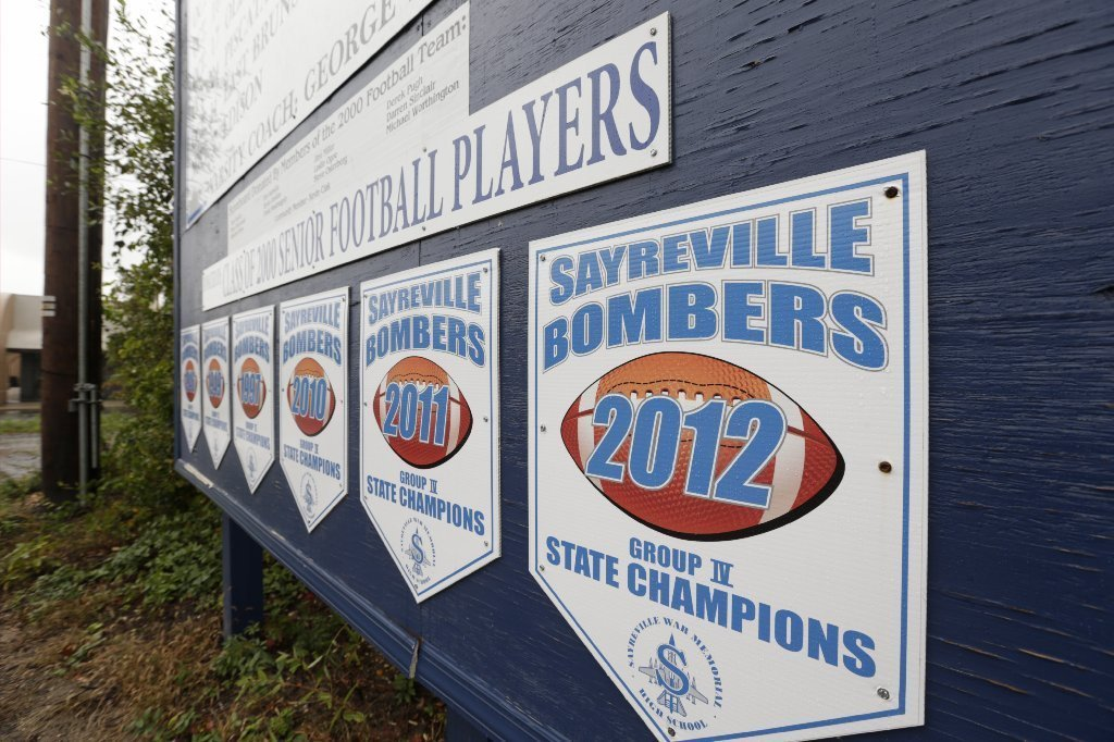 7 football players arrested in New Jersey hazing, sexual assault case