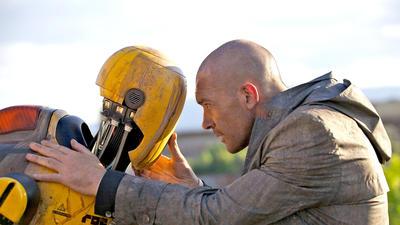 Film Review: 'Automata' delivers enjoyable futuristic tale