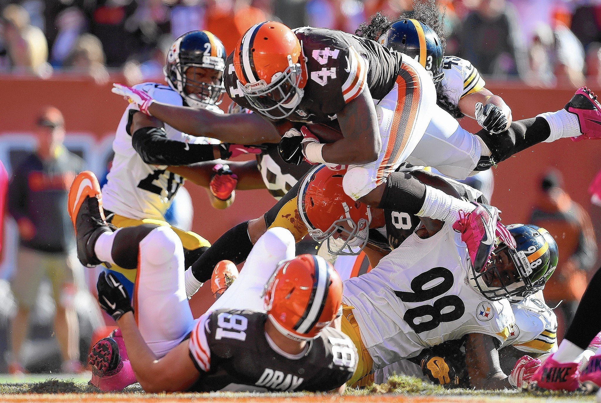 Browns mock draft 2019: Predicting picks, NFL Draft plan