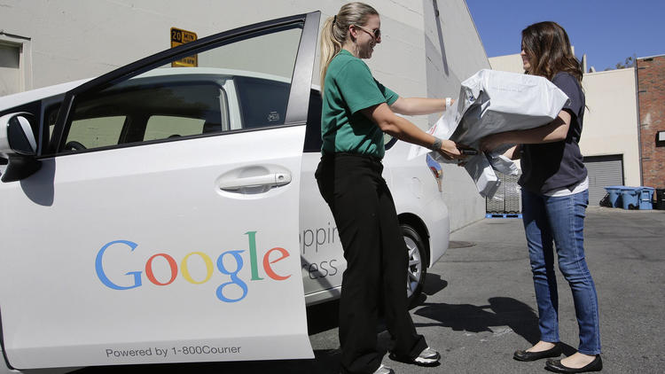 Google same-day delivery service comes to Chicago – Chicago Tribune