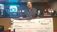 Davie man wins Joe Rose poker event