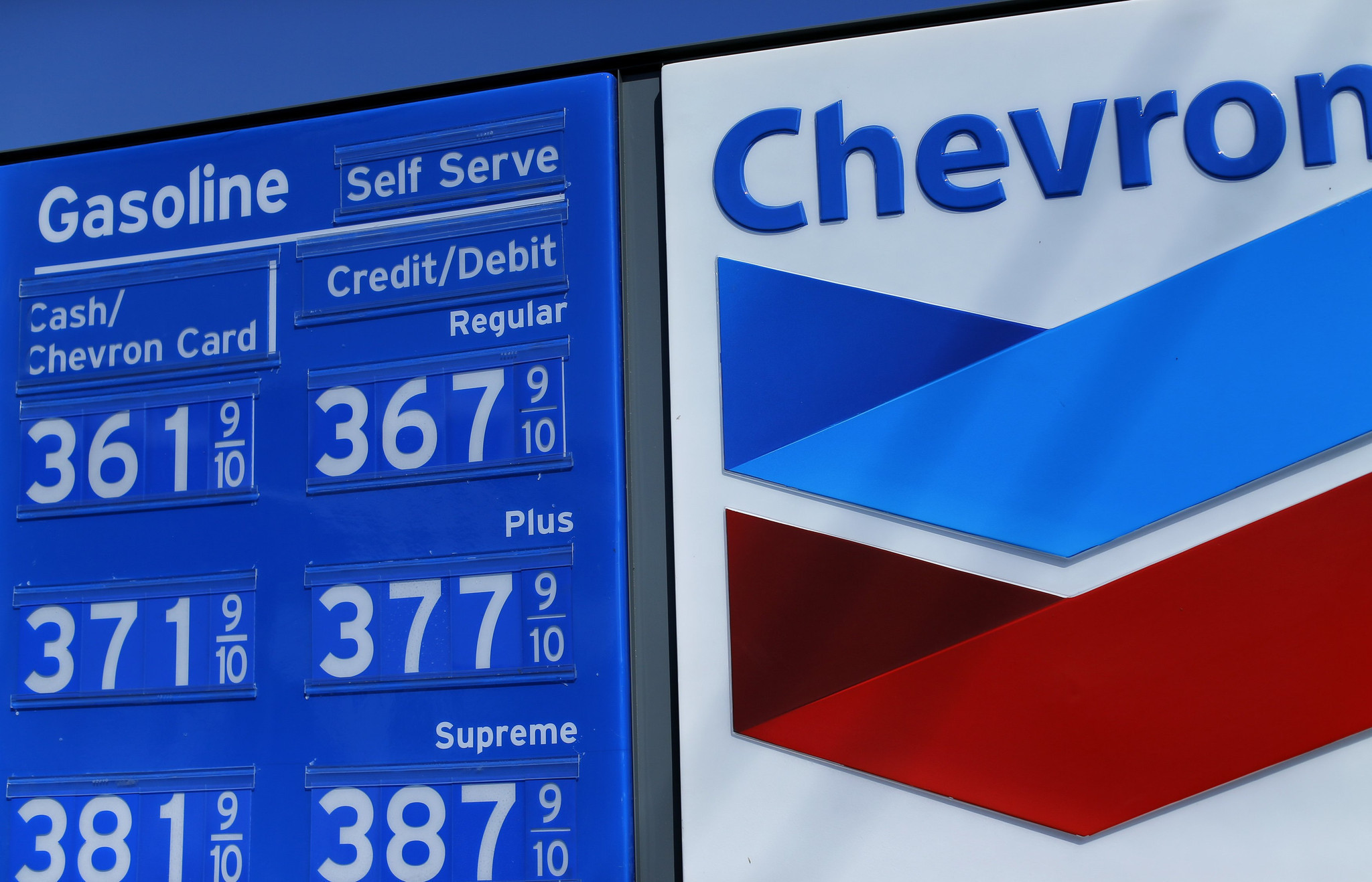 Gas Prices Chicago >> Ample Crude Supply Continues To Push Down Gas Prices Chicago Tribune