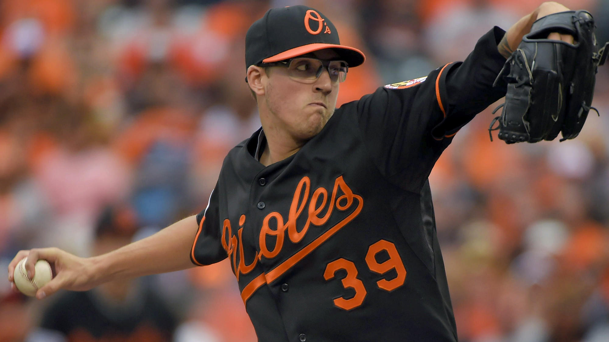 Orioles rookie right-hander Kevin Gausman.
