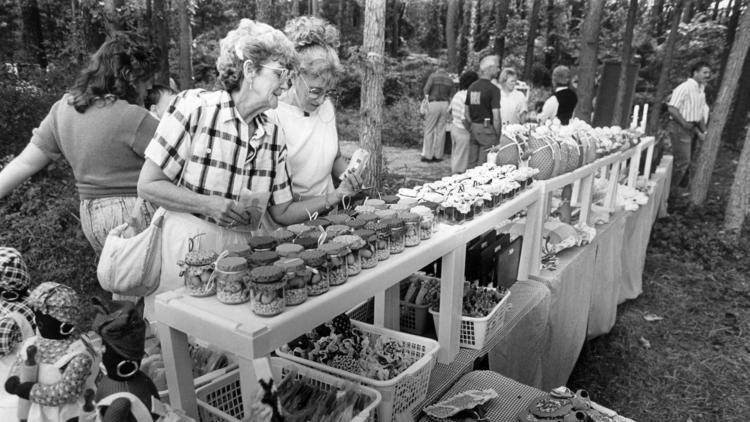 Look Back: Poquoson Seafood Festival