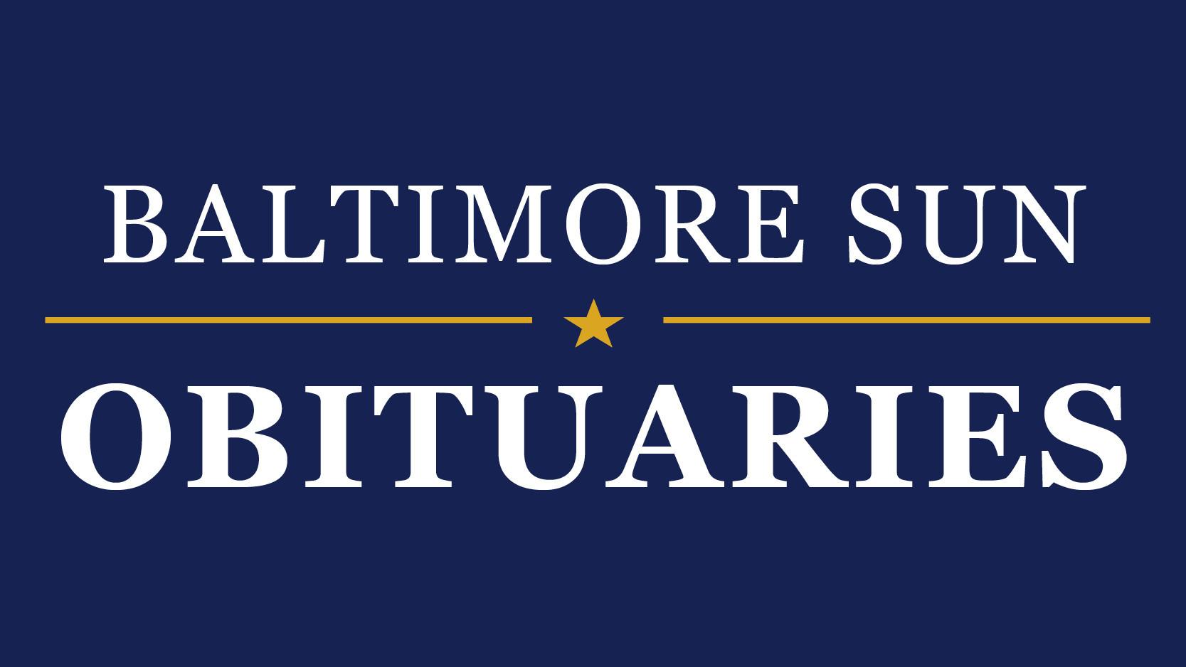 baltimore sun paper obituaries Baltimore sun death notices and death notices for baltimore maryland area explore life stories, offer condolences & send flowers.