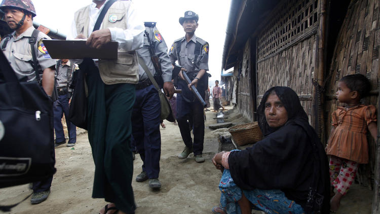 Myanmar Census