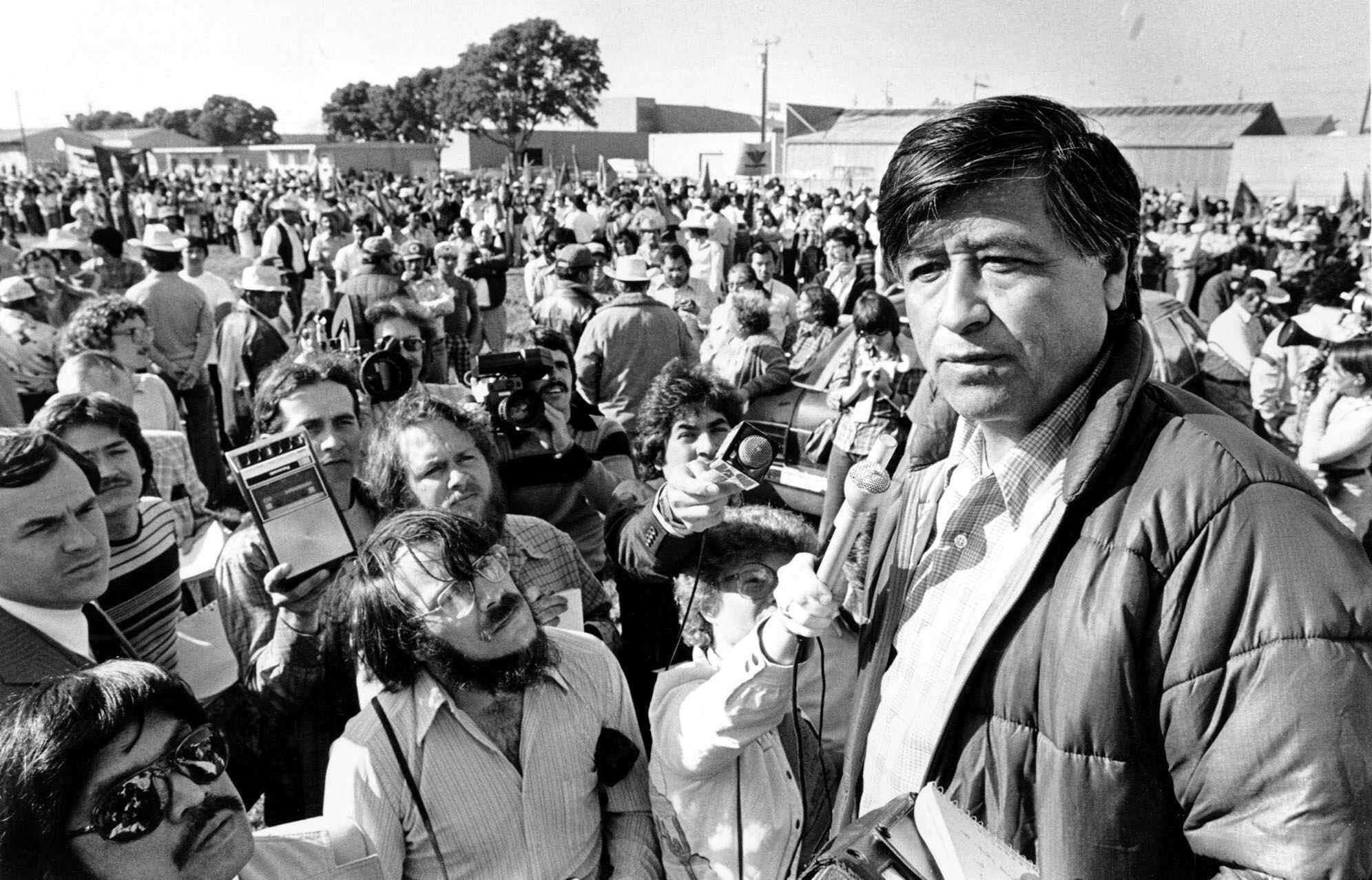 From the Archives: Cesar Chavez, founder of the UFW, dies at 66 - LA ...